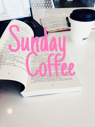 SUNDAY COFFEE 21 APRIL