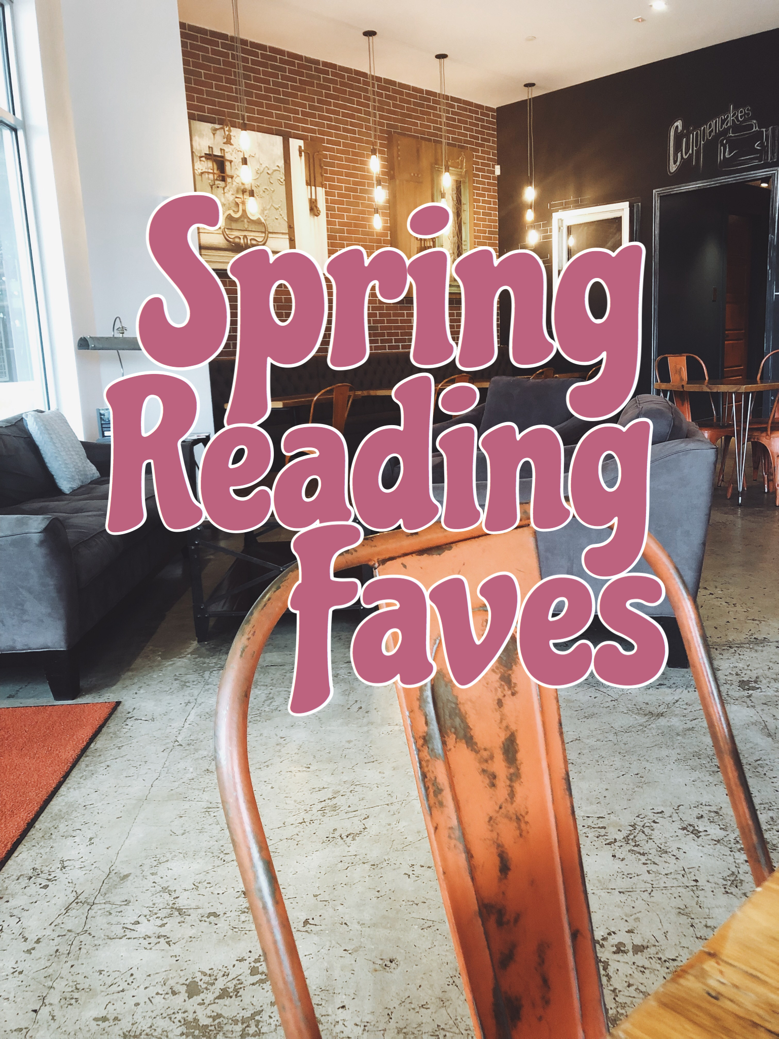 spring reading faves
